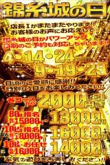 錦糸城の日