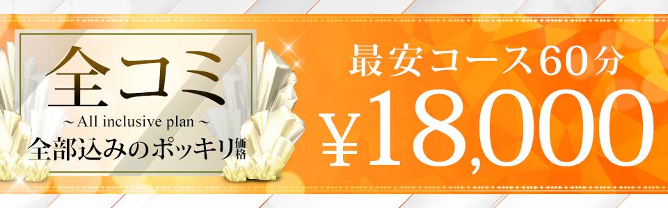 ★ポッキリ価格がお得!ゼンコミプラン☆