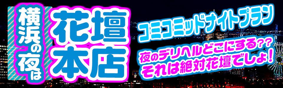 横浜の夜は花壇本店 コミコミッドナイトプラン